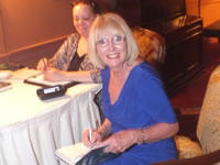Book Signing at the Women's National Republican Club, NYC.